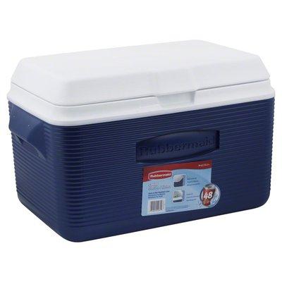 Rubbermaid Cooler, 34 qt
