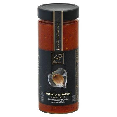 Signature Reserve Tomato & Garlic Pasta Sauce