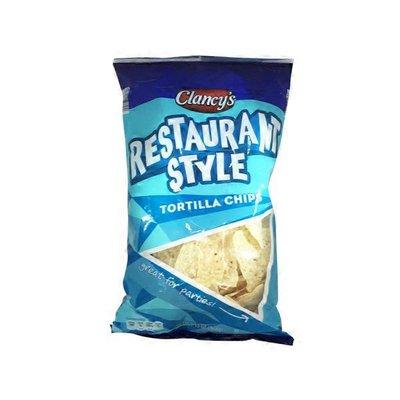 Clancy's Tortilla Chips Restaurant Style