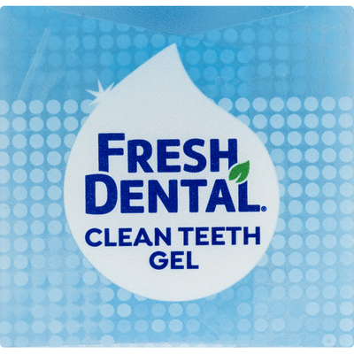 Fresh Dental Clean Teeth Gel, for Dogs & Cats
