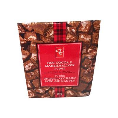 President's Choice Regular Hot Chocolate Marshmallow Fudge