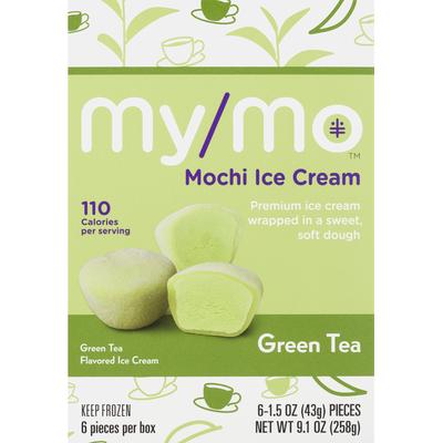 My Mo Mochi Ice Cream Green Tea