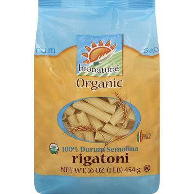 bionaturae Rigatoni