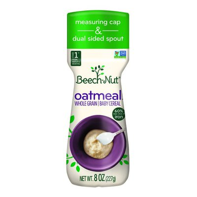 Beech-Nut Oatmeal Baby Cereal
