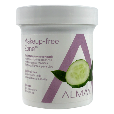 Almay Eye Makeup Remover Pads Gentle Oil Free