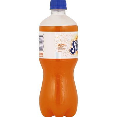 Diet Sunkist Orange Soda