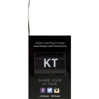 KT Tape Kinesiology Therapeutic Tape Original Black