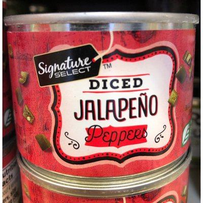 Signature Kitchens Diced Jalapeno Peppers