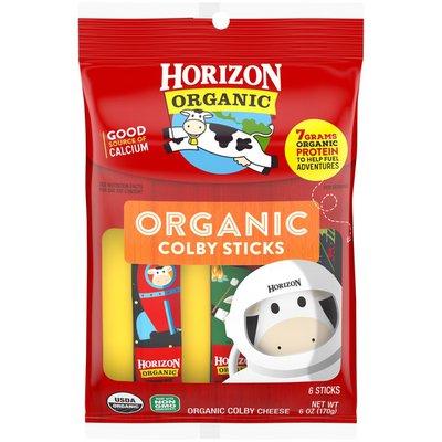 Horizon Organic Colby Cheese Sticks