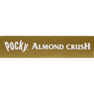 Pocky Biscuit Sticks, Chocolate, Almond Crush
