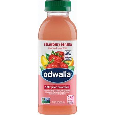 Odwalla Strawberry Banana Juice Drink