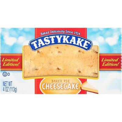 TastyKake Cheesecake Baked Pie
