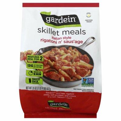 Gardein Skillet Meals, Rigatoni N' Saus'age, Italian Style