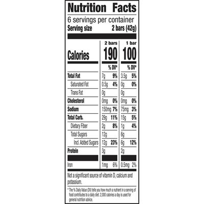 Nature Valley Crunchy Granola Bar, Maple Brown Sugar, 12 Bars