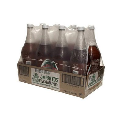Jarritos Case of Tamarindo Soda Pop