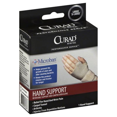 CURAD Hand Support, Large/Extra Large