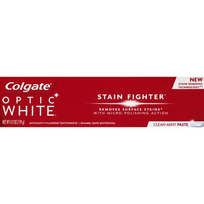Colgate Toothpaste, Fluoride, Anticavity, Clean Mint, 2 Value Pack