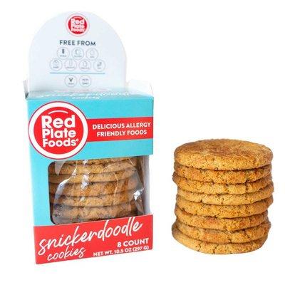 Red Plate Foods Cookies, Snickerdoodle