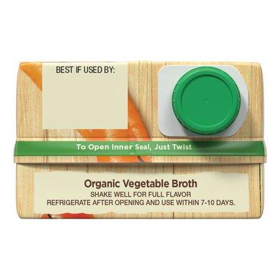 Pacific Organic Vegetable Broth