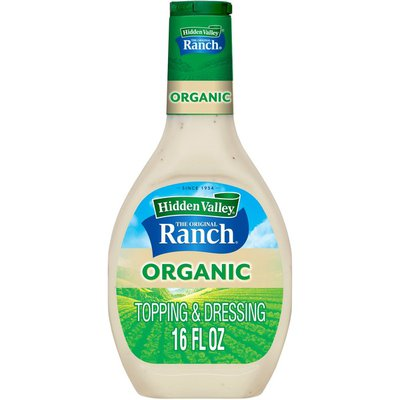 Hidden Valley Organic Dressing