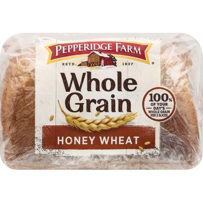 Pepperidge Farm®  Whole Grain Whole Grain Honey Wheat Bread