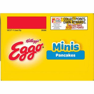 Eggo Mini Frozen Pancakes, Frozen Breakfast, All Day Kids Snacks, Original