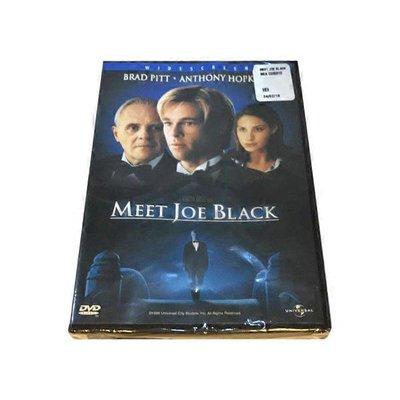 Universal Studios Meet Joe Black Widescreen DVD
