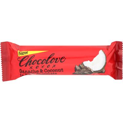 Chocolove Dark Chocolate, Ganache & Coconut