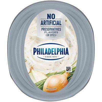 Philadelphia Garden Vegetable Cream Cheese Spread