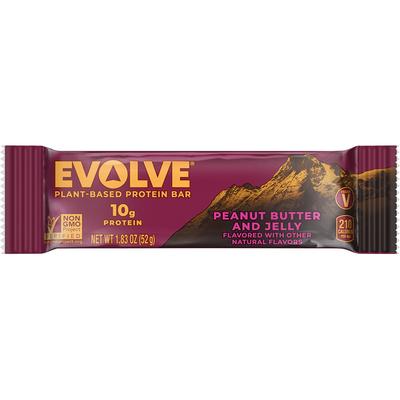 Evolve Peanut Butter & Jelly Fuel Bar