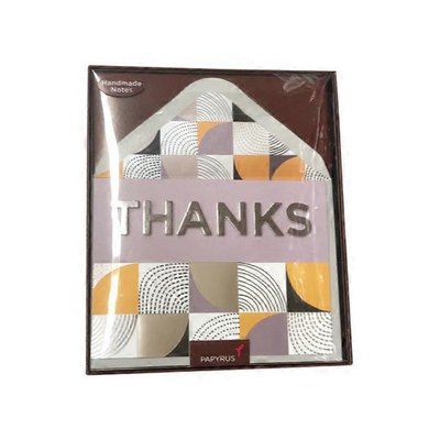 Papyrus Thank You Notes