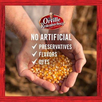 Orville Redenbacher's Light Butter Microwave Popcorn  Classic Bag