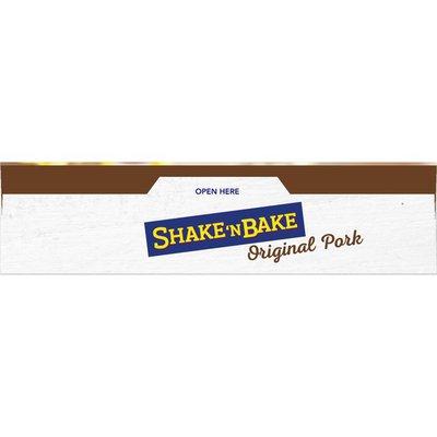 Kraft Shake 'N Bake Seasoned Coating Mix Original Pork - 2 Ct
