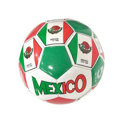 Soccer int'l Size 5 Mexico 1970-1986 Soccer Ball