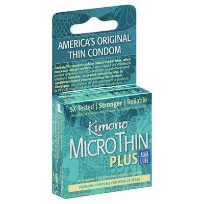 Kimono Condom, Latex, Micro Thin, Original
