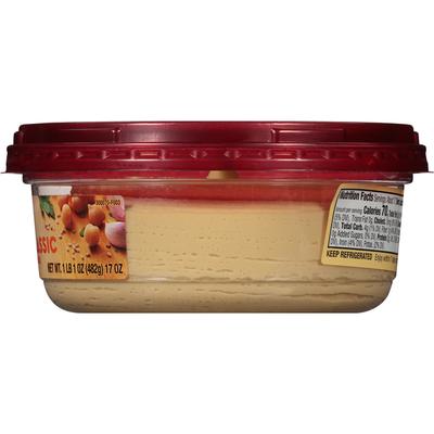 Sabra Family Size Classic Hummus