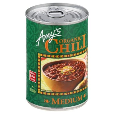 Amy's Kitchen Organic Medium Chili Soup