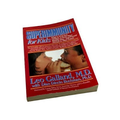 Nutri Books Superimmunity For Kids