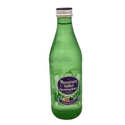 The Mountain Valley Sparkling Water