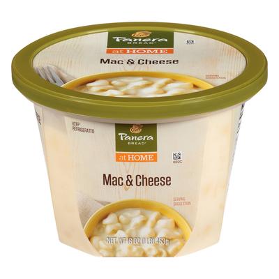 Panera Bread Mac & Cheese, Microwave Meal (Vegetarian)