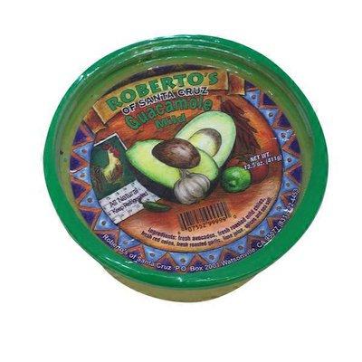 Roberto's Of Santa Cruz Mild Guacamole