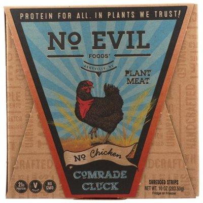 No Evil Foods Comrade Cluck No Chicken Strips