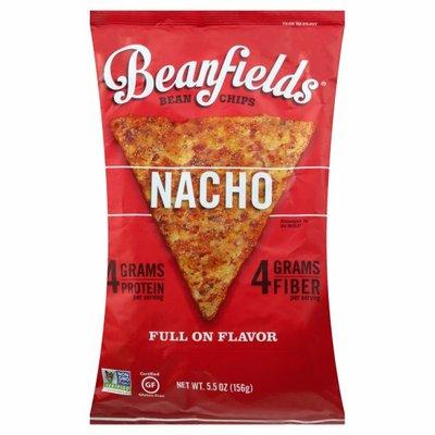 Beanfields Bean Chips, Nacho