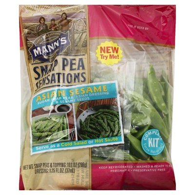 Mann's Asian Sesame Snap Pea Sensations
