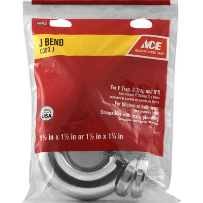 Ace Pipe, J Bend
