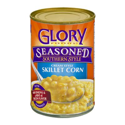 Glory Foods Seasoned Southern Style Skillet Corn