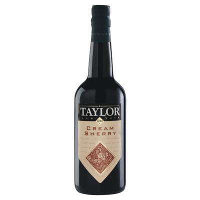 Taylor New York Desserts Cream Sherry Red Wine