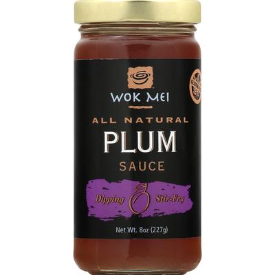 Wok Mei Sauce, Plum