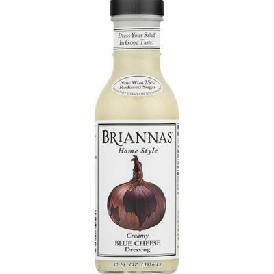 Brianna's Dressing, Creamy Blue Cheese