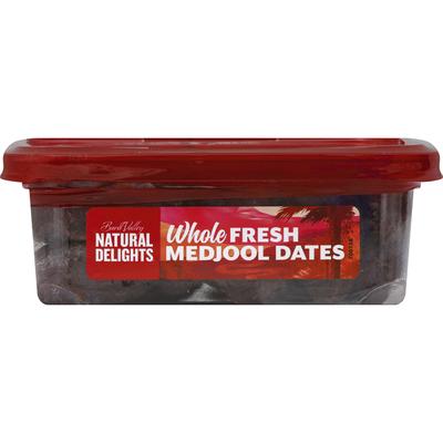 Bard Valley Natural Delights Whole Fresh Medjool Dates